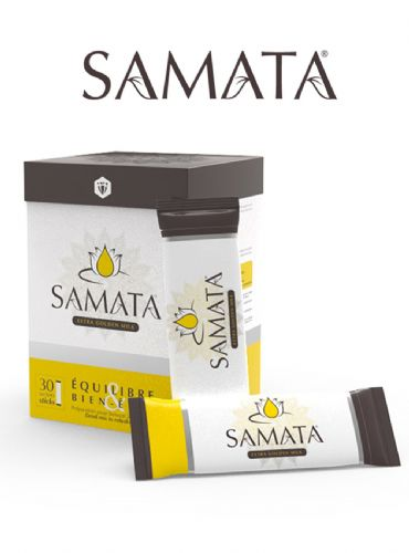 Samata - Extra Golden Milk Drink. Turmeric/Golden Latte